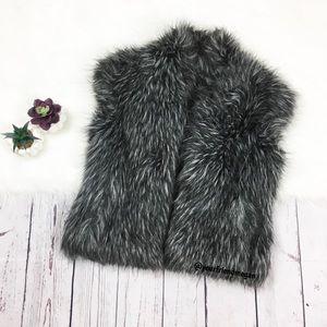 Express Vegan Fur Vest